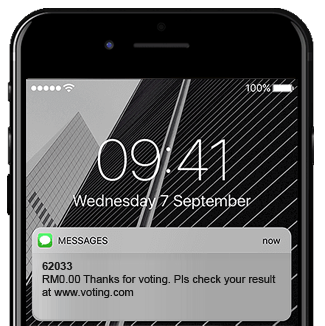 Interactive SMS
